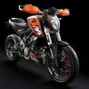 ktm duke 125 avec ou sans pot débuter la moto motovlog fr