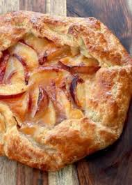 In A Tart However Its All About The Crust Our Rustic Peach Recipe Is Outstanding Any Way You Slice It