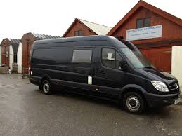 Mercedes Sprinter Motorcross Conversion