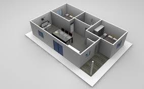 100 3 Bedroom Granny Flat Two Plans For Australia
