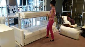 breathtaking couch that turns into a bunk bed 66 on decor