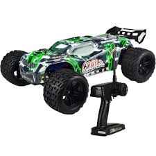 100 Brushless Rc Truck VRX Racing RH817 COBRA EBD 485mm 18 24G 4WD Car Offroad Monster RTR Toy