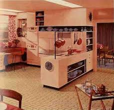 Above Another Interior Design From Armstrong Floors Note Here How The GE Wall Refrigerator Freezer Unit Is Built Into An Appliance