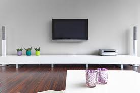 One Of The Best Ways Decorating Around TV Is Mounting It In Such Way You Are Able To Make Look Like Ideally Belongs Up There With Beautiful