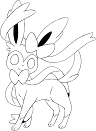 Eevee Coloring Pages Lovely With Additional Download