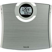 Bed Bath And Beyond Talking Bathroom Scales by Furniture Home Bluestone Digital Glass Bathroom Scale With Lcd