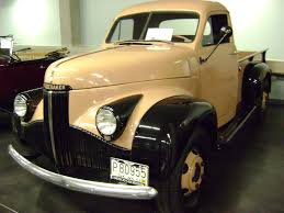 1947 Studebaker 1 Ton Pickup. Photo Taken At LeMay Museum In Tacoma ... 1947 Studebaker Stake Bed Truck For Sale Classiccarscom Cc791629 M15 Pick Up Stephen Velden Flickr M Series Gaa Classic Cars Cc903023 For Its Owner Truck Is A True Champ Old Weekly Studebaker M5 100 Pclick Pickup Tanbrn Zh110912 Youtube Sale Near Staunton Illinois 62088 Croneca Mseries Specs Photos Modification 1 12 Ton Minot Nd Us 1800 Saratoga Auto Auction