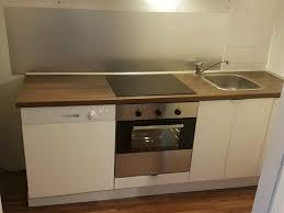 ikea küche mit backofen ceranfeld spülmaschine lieferung 300 km