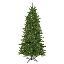 Northlight 10 Foot Pre Lit Slim Eastern Pine Artificial Christmas Tree With Clear Lights