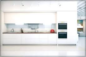 Ebay Cabinets For Kitchen by White Gloss Kitchen Cabinet Doors Cheap Slab Sale Subscribed Me