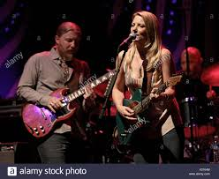 Derek Trucks And Susan Tedeschi. The Tedeschi Trucks Band, Fronted ...
