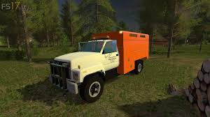 100 Truck Mods Dodge Tree BETA FS17 Mods