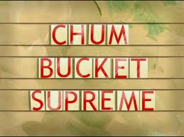 That Sinking Feeling Spongebob Transcript by Chum Bucket Supreme Transcript Encyclopedia Spongebobia