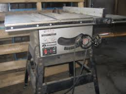 Cabinet Table Saw Kijiji by Rockwell Table Saw Buy Or Sell Power Tools In Ontario Kijiji