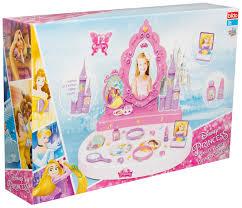 Dora Kitchen Play Set Walmart by Table Good Looking Disney Princess Toy Vanity Mirror Girls Make Up