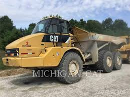 100 Dump Trucks For Sale In Michigan Caterpillar 725 For Sale Enroute MI Price US 135000 Year 2007