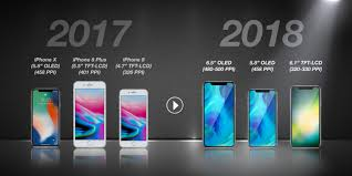 KGI Apple adding 6 5 inch OLED and 6 1 inch LCD bezel less iPhone