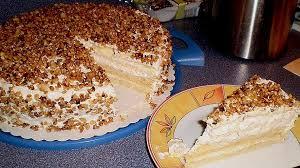 crème brûlée mandeltorte