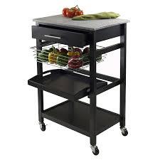 Amazon Winsome Julia Utility Cart Bar & Serving Carts