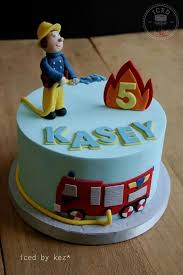 fireman sam cake fireman sam cake fireman sam birthday