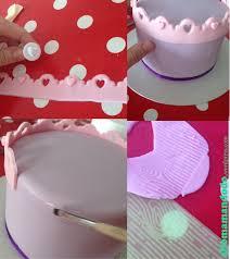 deco gateau en pate a sucre decoration de gateau a la pate a sucre arts culinaires magiques