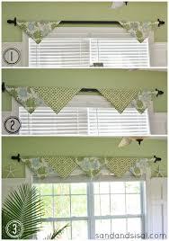 popular of kitchen window treatment ideas best ideas about kitchen