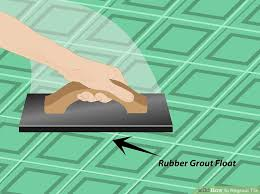 Regrouting Bathroom Tile Do It Yourself by How To Regrout Tile 13 Steps With Pictures Wikihow
