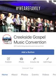 The Shed Maryville Tn Facebook by Creekside Gospel Music Convention 2017