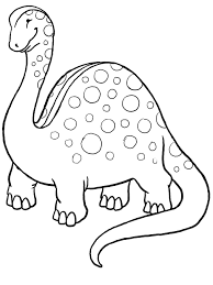 Dinosaur Free Coloring Web Art Gallery Dino Book
