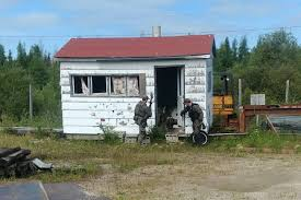 100 Mcleod Homes RCMP Search Abandoned Homes Work Camps For BC Murder