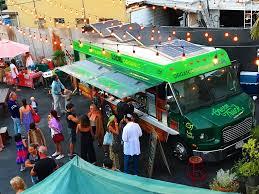 100 Green Food Truck
