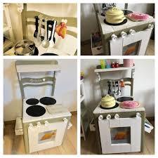diy spielküche aus altem stuhl spielküche diy