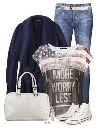 Casual Converse Shoes For Fall Outfit