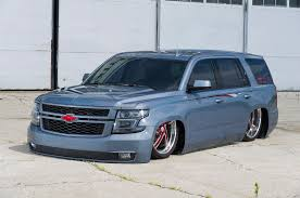 Creating the World s First Bodydropped 2015 Chevy Tahoe
