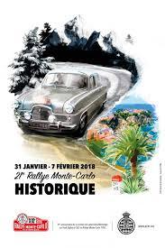 dates for 2018 rallye monte carlo historique