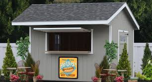 Cheap Shed Roof Ideas by Buy Portable Concession Stands For Sports Field Or Business