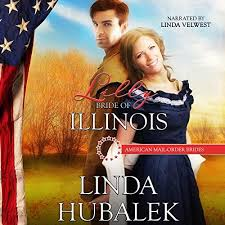 Lilly Bride Of Illinois Audiobook Cover Art