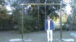 Easy DIY Swing Set - YouTube Freestanding Aframe Swing Set 8 Steps With Pictures He Got Bored With His Backyard So Tore It Down And Pergola Canopy Fniture Free Pergola Plans You Can Diy How To Build A Arbor Howtos Diy Nearly Handmade Building Stairs For The Club House To A Fort Outdoor Goods Simpleeasycheap Porbench 2x4s Youtube Discovery Weston Cedar Walmartcom Combination Playhouse And Climbing Wall How Porch Made From Pallets Simple Ideas All Home For Tim Remodelaholic Tutorial An Amazing Firepit