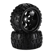 100 Tires For Trucks 18 RC Car Wheels For HSP HPI EMAXX Savage Rock Crawler Buggy