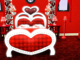 Please Bring Back The Vibrating Heart Shaped Bed — The Sims Forums