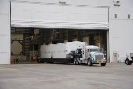 100 United Truck Center Centaur Upper Stage Arrives Ahead Of Next Station Commercial