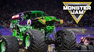 Monster Jam @ Alamodome, San Antonio [12 January]