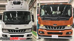 100 High Mileage Trucks Mahindras Pininfarina Designed Furio Truck Range Makes Global Debut