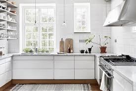 tapis pour la cuisine le tapis scandinave 100 idées partout dans la maison