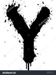 100 Grafitti Y Graffiti Stock Vector Royalty Free 53033404 Shutterstock