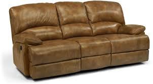 Flexsteel Vail Sofa Leather by Dylan Sofa By Flexsteel Furniture Starfine Furniture