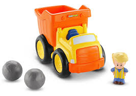Amazon.com: Fisher-Price Little People Dump Truck: Toys & Games Antonline Rakuten Fisherprice Power Wheels Paw Patrol Fire Truck Fireman Sam Driving The Mattel Fisher Price 2007 Engine Youtube Vintage Little People Ardiafm Blaze Monster Machines King Dyn37 Nickelodeon And Darington Slam Go Jungle Cat Offroad Stripes Jumbo Car Helicopter Or Recycling 15 Years And The Ankylosaurus Sold Dump Cstruction Vehicle 302 Husky Helper Ford Super Duty Pickup Walmartcom