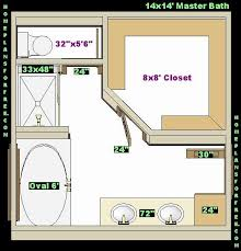 Small Master Bathroom Floor Plan by 17 Best Master Bathroom Designs Images On Pinterest Bathroom
