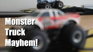 Scalextric Monster Truck Mayhem! - YouTube Texas Size Hull Monster Truck Mayhem Scalextric Youtube Image Trigger Rally Mod Db Preview The League Of Noensical Gamers Free Download Android Version M1mobilecom Lots Trucks Toughest On Earth Marshall Atv Thunder Ridge Riders Nintendo Ds 2007 C1302 Set Slot Carunion Iphone Game Trailer Amazoncom Rattler Team Track Car 132 Scale Race Amazoncouk