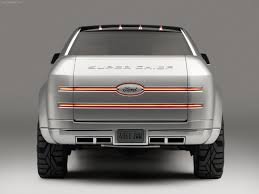 100 Ford Super Chief Truck F250 Concept 2006 Pictures Information Specs